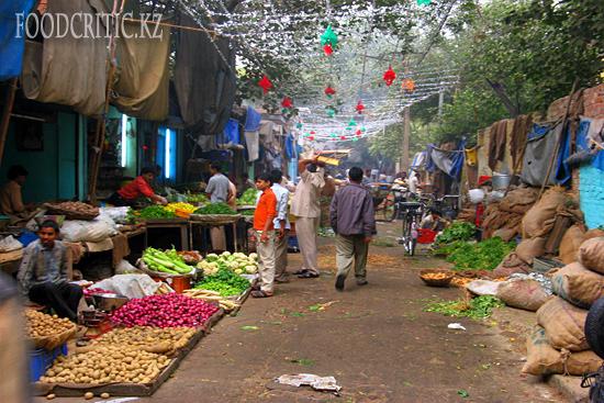 Индийский базар на Foodcritic.kz