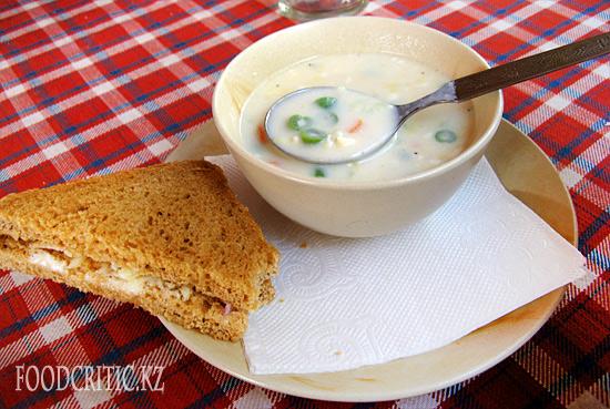 Sweet&Sour Soup на Foodcritic.kz