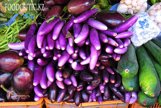 Индийский баклажан Мачиау на Foodcritic.kz