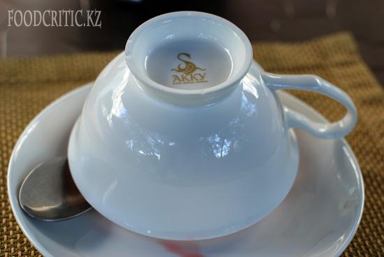 Чашка Акку - made in China