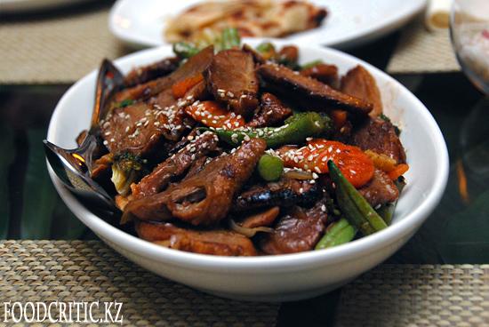 Ресторан Wild Asia