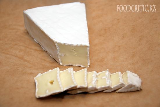 Сыр бри на Foodcritic.kz