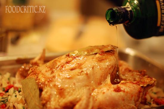 Becherovka для курицы