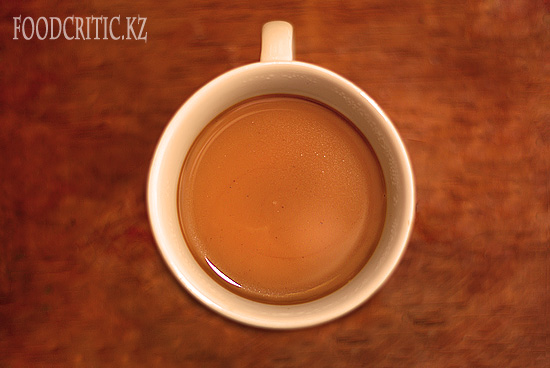 Кофе Chon на Foodcritic.kz