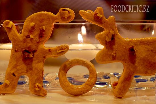 Новогоднее печенье с пряной корицей на Foodcritic.kz