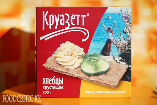 Хлебцы на Foodcritic.kz