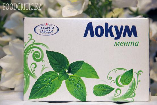Мятный локум на Foodcritic.kz