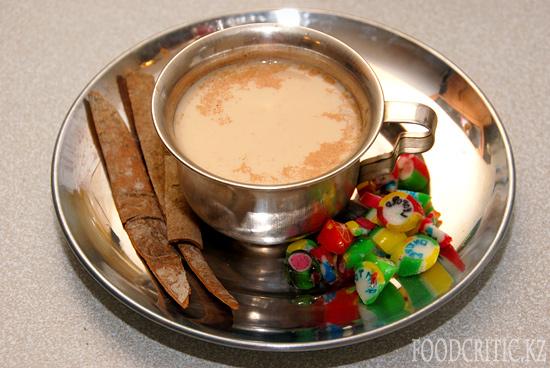 Чай масала на Foodcritic.kz