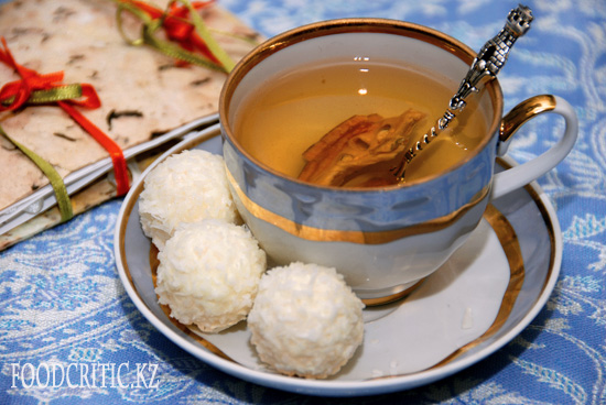 Чай Матум на Foodcritic.kz