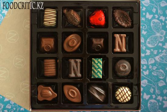 Шоколад Paris
