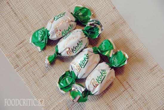 Конфеты Рококо на Foodcritic.kz