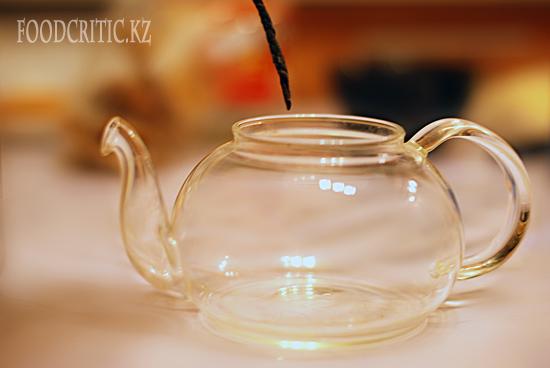 Одна иголочка кудина на чайник