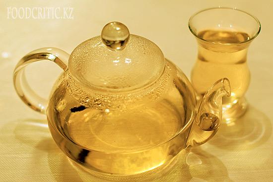 Чаепитие с кудином