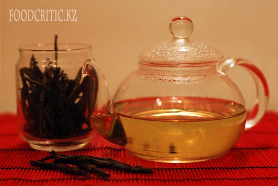 Чай сорта кудин