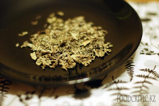 Китайский снежный чай