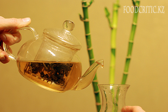 Чаепитие по-китайски