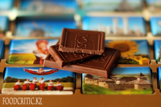 Шоколад Украина